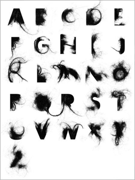 alphabet-hair