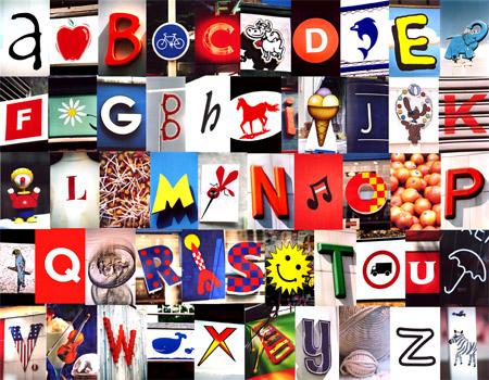 pic alphabet